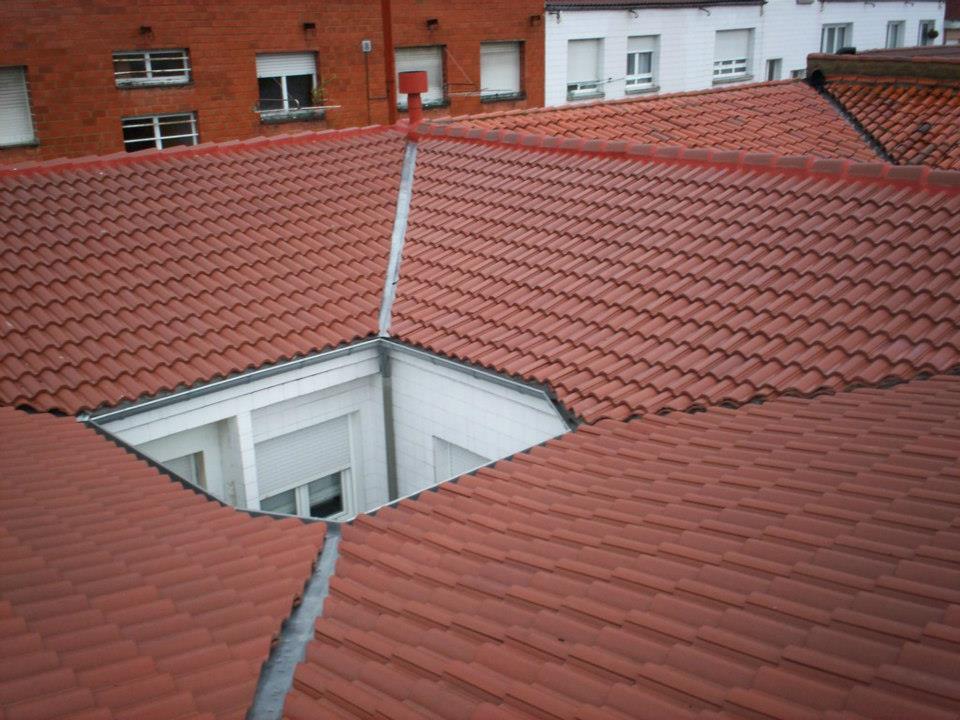 Tejados - Materiales para tejados ...